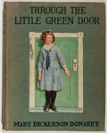 Books:Children's Books, Mary Dickerson Donahey. Through the Little Green Door. Barse& Hopkins, 1910. Good....