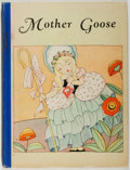 Books:Children's Books, Mother Goose Rhymes for the Little Child. Saalfield, 1935.No dust jacket. Fair....
