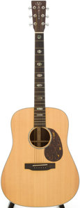 Musical Instruments:Acoustic Guitars, 2007 Martin Custom Acoustic Guitar, Serial # 1223231....