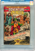 Golden Age (1938-1955):Classics Illustrated, Classics Illustrated Giants Great Adventure #nn (#1) (Gilberton,1949) CGC GD/VG 3.0 Off-white pages....
