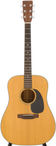 Musical Instruments:Acoustic Guitars, 1971 Martin D-18 Natural Acoustic Guitar, Serial # 272050....