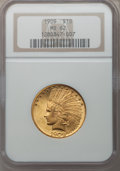 Indian Eagles, 1909 $10 MS62 NGC....
