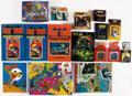 Memorabilia:Superhero, Batman Jigsaw Puzzle Group (1960s-2000s). ...