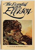 Books:Science Fiction & Fantasy, Harlan Ellison. SIGNED/LIMITED. The Essential Ellison. Nemo, 1987. Limited to 1200 numbered and signed copies. F...