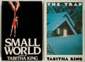 Books:Horror & Supernatural, Tabitha King. Group of Two Book Club Editions. Macmillan, 1981-1985. Near fine.... (Total: 2 Items)