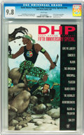 Modern Age (1980-Present):Miscellaneous, Dark Horse Presents Fifth Anniversary Special (Dark Horse, 1991) CGC NM/MT 9.8 White pages....