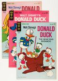Silver Age (1956-1969):Cartoon Character, Donald Duck File Copies Group (Gold Key, 1964-68) Condition: Average VF/NM.... (Total: 23 Comic Books)