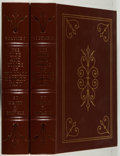 Books:Biography & Memoir, Henry F. Pringle. The Life and Times of William Howard Taft. Volume I & II. Easton Press, 1986. Publisher's leat... (Total: 2 Items)