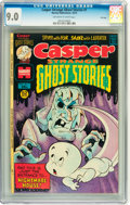 Bronze Age (1970-1979):Cartoon Character, Casper Strange Ghost Stories #1 File Copy (Harvey, 1974) CGC VF/NM9.0 Off-white to white pages....