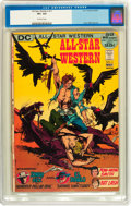 Bronze Age (1970-1979):Western, All-Star Western #11 (DC, 1972) CGC VF+ 8.5 Off-white pages....
