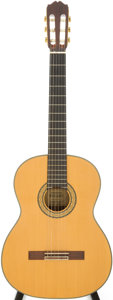 Musical Instruments:Acoustic Guitars, 1983 Hirade Eight Natural Classical Guitar, Serial # 83050605....