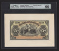 Canadian Currency: , Kingston, Jamaica- The Bank of Nova Scotia £5 January 2, 1920 Ch. #550-38-02-08FP Face Proof. ...