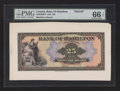 Canadian Currency: , Hamilton, ON- The Bank of Hamilton $25 March 1, 1922 Ch. #345-22-06FP Face Proof. ...