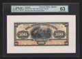 Canadian Currency: , Toronto, ON- The Metropolitan Bank $100 Nov. 5, 1902 Ch. # 485-10-24FPct Color Trial Face Proof. ...