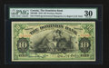 Canadian Currency: , Toronto, ON - The Dominion Bank $10 Jan. 3, 1910 Ch. # 220-18-06....