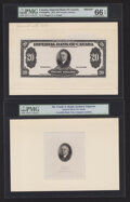 Canadian Currency: , Toronto, ON- Imperial Bank of Canada $20 Nov. 1, 1933 Ch.#375-20-06FPa Face Proof. ... (Total: 2 items)