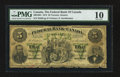 Canadian Currency: , Toronto, ON- The Federal Bank of Canada $5 July 1, 1874 Ch.300-10-04. ...