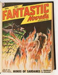 Pulps:Science Fiction, Fantastic Novels Magazine Bound Volumes (Munsey/Popular,1940-51).... (Total: 5 Items)