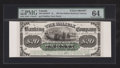 Canadian Currency: , Halifax, NS- The Halifax Banking Company $20 ND (1863) Ch. # 335-14-02-02FP Face Proof. ...