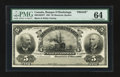 Canadian Currency: , Montreal, PQ- Banque D'Hochelaga $5 March 1, 1907 Ch. # 360-18-02FPFace Proof. ...