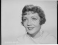 """Movie Posters:Comedy, Claudette Colbert (Paramount, early 1930s). Eastman Kodak NitrateNegative (7.5"""" X 9.75""""). Comedy.. ..."""
