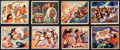 "Non-Sport Cards:Lots, 1949 Bowman ""Wild West"" Collection (243). ..."
