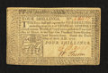 Colonial Notes:Pennsylvania, Pennsylvania April 10, 1777 4s Extremely Fine.. ...