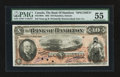 Canadian Currency: , Hamilton, ON- The Bank of Hamilton $10 June 1, 1892 Ch. #345-16-04s Specimen. ...