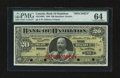 Canadian Currency: , Hamilton, ON- The Bank of Hamilton $20 Jan. 2, 1904 Ch. #345-18-06S Specimen. ...