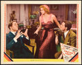 """Movie Posters:Comedy, Libeled Lady (MGM, 1936). Lobby Card (11"""" X 14"""").. ..."""