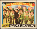 "Movie Posters:Comedy, Idiot's Delight (MGM, 1939). Lobby Card (11"" X 14"").. ..."