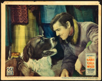 """The Call of the Wild (United Artists, 1935). Lobby Card (11"""" X 14"""")"""