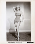 """Movie Posters:Miscellaneous, Marilyn Monroe in How to Marry a Millionaire (20th Century Fox,1953). Pin-up Photo (8"""" X 10"""").. ..."""