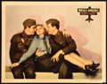 "Movie Posters:War, Hell's Angels (United Artists, 1930). Lobby Card (11"" X 14"").. ..."
