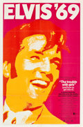 """Movie Posters:Elvis Presley, The Trouble with Girls (MGM, 1969). One Sheet (27"""" X 41"""").. ..."""