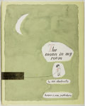 Books:Children's Books, Uri Shulevitz. INSCRIBED. The Moon in My Room. Harper &Row, 1963. Signed and inscribed by the author. Price-cli...