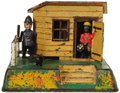 """Antiques:Toys, """"Uncle Remus Bank"""" Mechanical Bank..."""