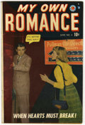 Golden Age (1938-1955):Romance, My Own Romance #6 (Marvel, 1949) Condition: VG/FN....