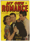 Golden Age (1938-1955):Romance, My Own Romance #8 (Marvel, 1949) Condition: FN-....