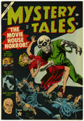 Golden Age (1938-1955):Horror, Mystery Tales #17 (Atlas, 1954) Condition: FN/VF....