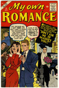 Silver Age (1956-1969):Romance, My Own Romance #71 (Marvel, 1959) Condition: FN....