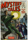 Golden Age (1938-1955):Horror, Mystery Tales #36 (Atlas, 1955) Condition: VG....