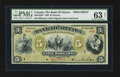 Canadian Currency: , Ottawa, ON- The Bank of Ottawa $5 November 2, 1880 Ch. # 565-12-02SSpecimen. ...