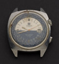 Timepieces:Wristwatch, Tissot Automatic Navigator Seastar Wristwatch For Parts Or Repair....