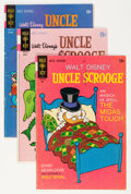 Bronze Age (1970-1979):Cartoon Character, Uncle Scrooge Group (Gold Key, 1971-79) Condition: Average VG+....(Total: 55 Comic Books)