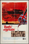 """Movie Posters:War, Battle of Britain (United Artists, 1969). One Sheet (27"""" X 41"""").Style A. War.. ..."""