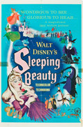 "Movie Posters:Animated, Sleeping Beauty (Buena Vista, 1959). One Sheet (27"" X 41"") StyleA.. ..."