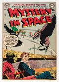 Golden Age (1938-1955):Science Fiction, Mystery in Space #7 (DC, 1952) Condition: FN....