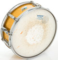 Musical Instruments:Drums & Percussion, 1970's Ludwig Snare Gold Sparkle, #1198850....