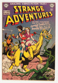 Golden Age (1938-1955):Science Fiction, Strange Adventures #12 (DC, 1951) Condition: FN....